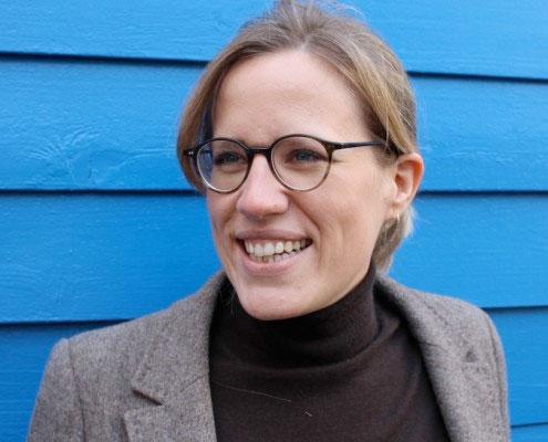 Anne, infirmière et co-fondatrice des Demoiselles de Compagnie
