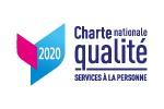 Logo Charte Nationale Qualité
